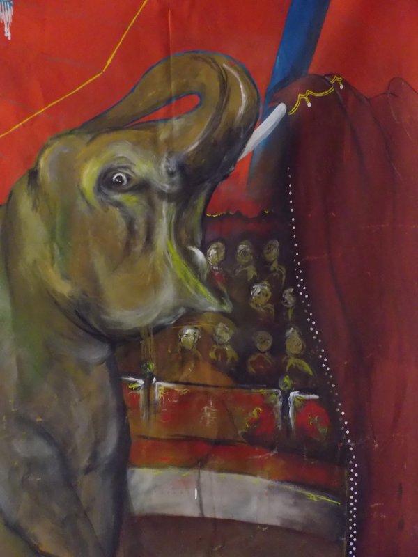 Les �clairages du K Circus anciennement Z Circus