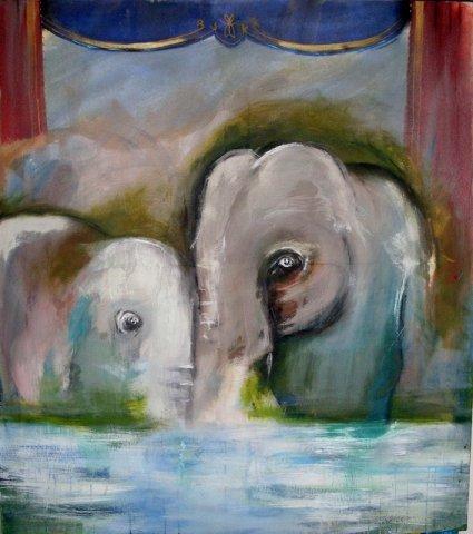 K Circus - Le Cirque des toiles