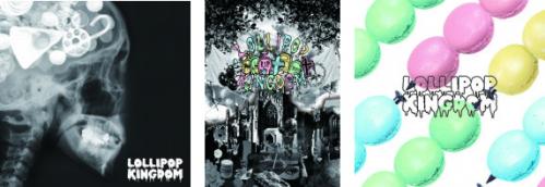 Covers « Lollipop Kingdom »