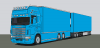 Scania 164: project