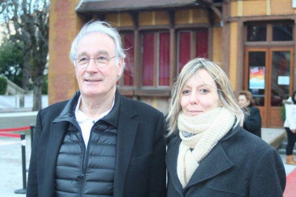 Bernard Lecoq et Laetitia Proust
