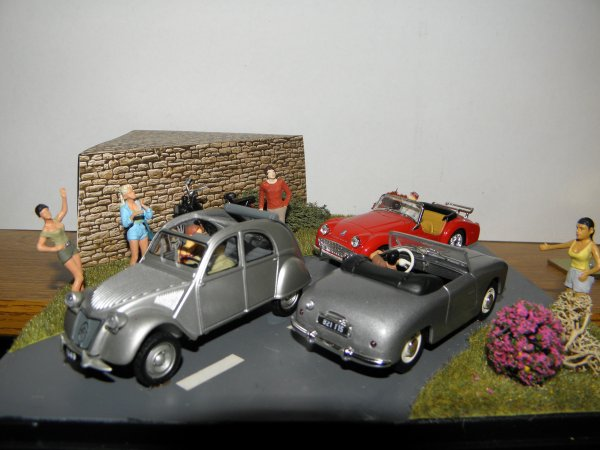 "Mes petits "" Diorama "" Cr�a perso"