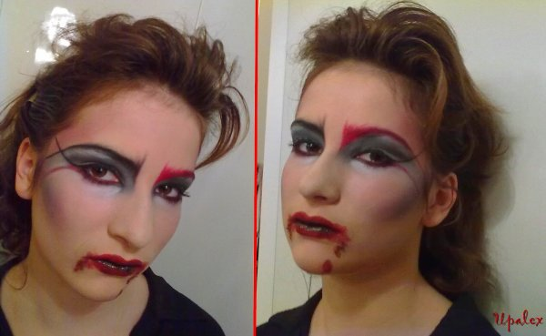 Concours Make Up Forever  Dracula