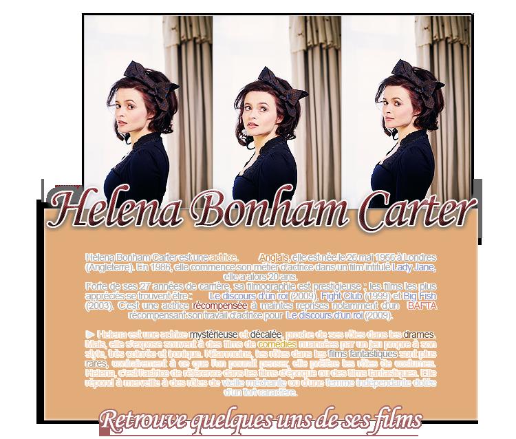 Actrices - Helena Bonham Carter