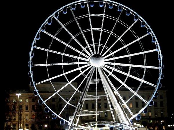 Lyon -la roue