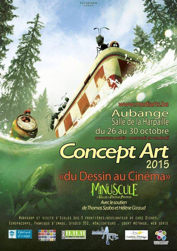 Character design / concept art 2015