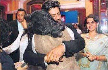 Kajol et Shah Rukh Khan