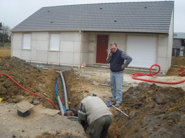 Assainissement construction maison phenix nord for Assainissement maison