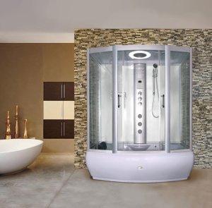 Steam Shower Aromatherapy