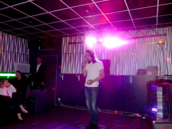 Grand Nico show au KITCH ce 10 juin - Nico di Santy et Val�rie Bodart