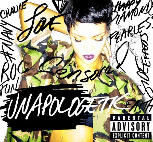 Unapologetic / Rihanna No Love Allowed (2012)