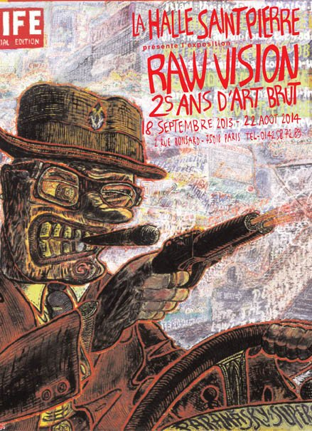 Expo: Raw Vision