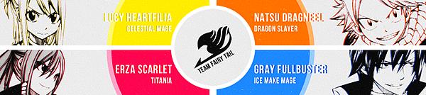 "✿ "" Bienvenue � Fairy Tail , la grande guilde de magie !!  "" ❤"