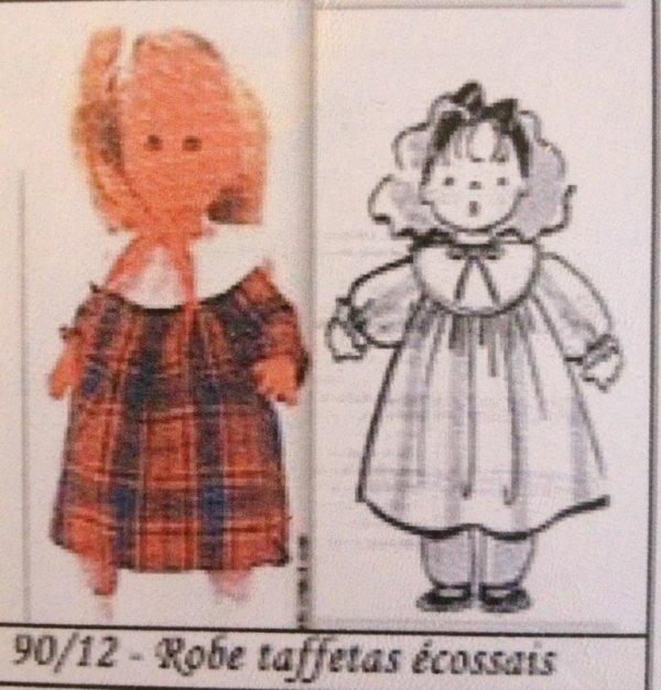 M&T boutique d�cembre 1990 - C�cile a choisi une robe �l�gante pour le 15 ao�t