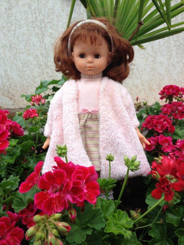 En �cho au blog sevemonjardinsurlatoile : Rose la grande s�ur d'Emilie