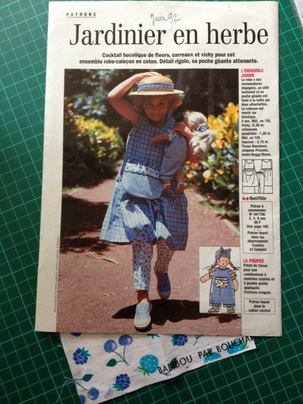 M&T juin 92 - Un jardinier en herbe
