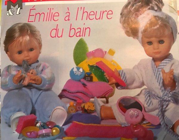 Coquette et sale, pas de ça pour Émilie !