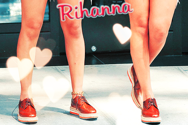 Look grunge la Rihanna! Top ou Flop ?