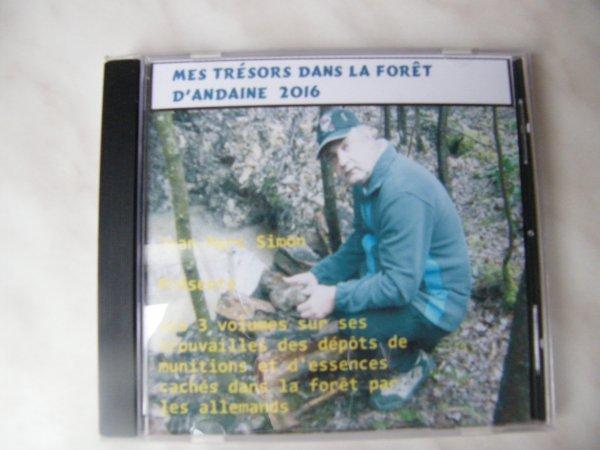 DVD Mes tr�sors dans la for�t d'Andaine
