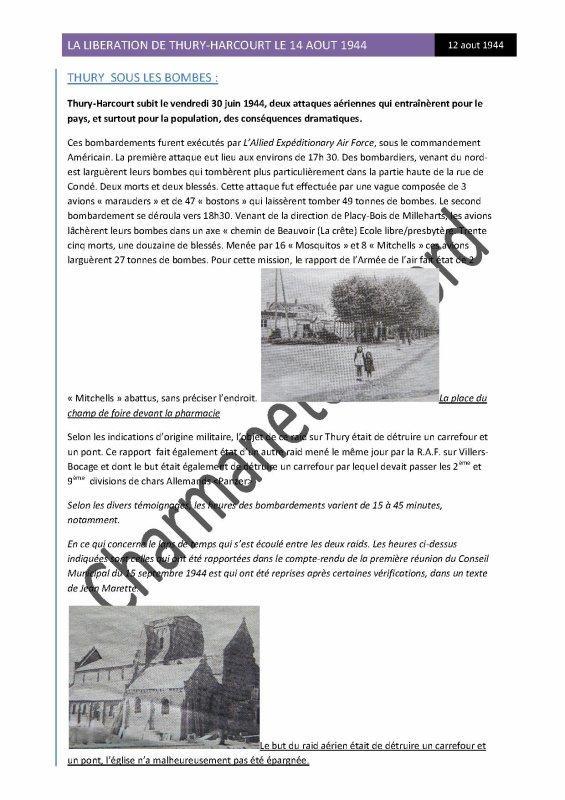 Thury-Harcourt (61) modifi� le 121/07/2016