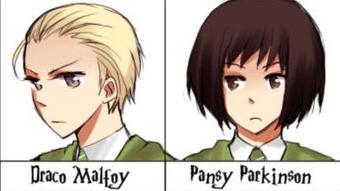 """Articles de Hermione-Yusei17 taggés """"Pansy Parkinson ..."""