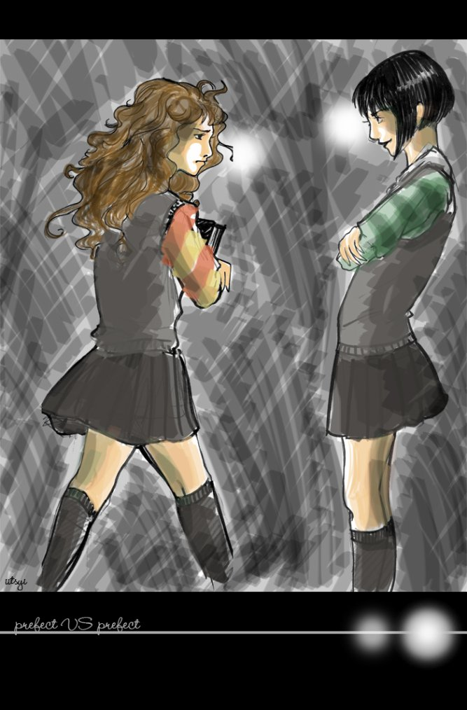 pansy parkinson and hermione granger blog de hermione