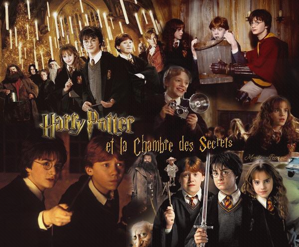 Harry potter et la chambre des secrets chroniques - Film harry potter et la chambre des secrets ...