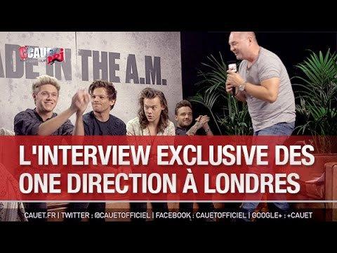 L'interview à Londres