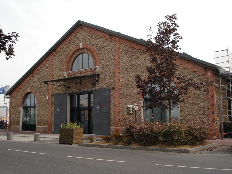 L 39 histoire du parc des portes de paris e m g p la plaine saint denis 93 e m g p la - Restaurant porte de la chapelle ...