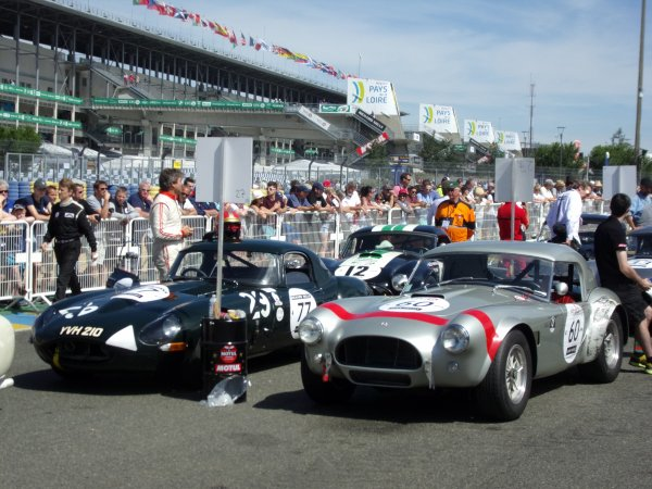 LE MANS CLASSIC : Ambiance...