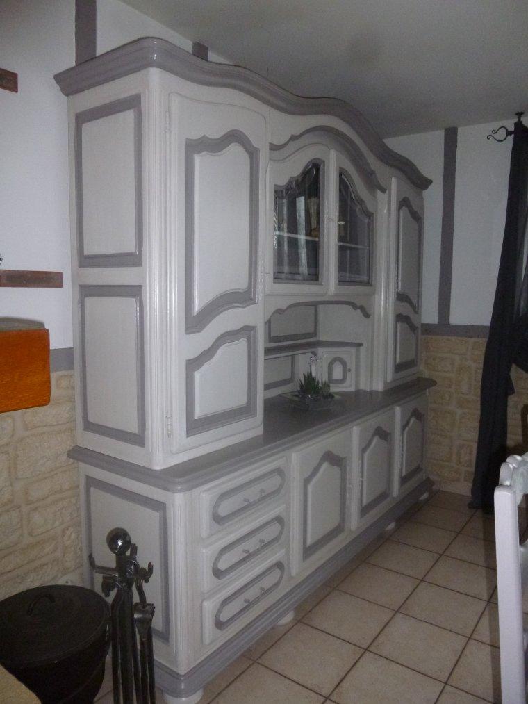 Living relook blog de christelmoreau for Relooker un meuble en chene
