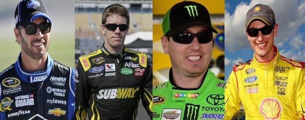 IMPORTANT ! Actualité NASCAR SPRINT CUP - SPECIAL FINALE 2016 !