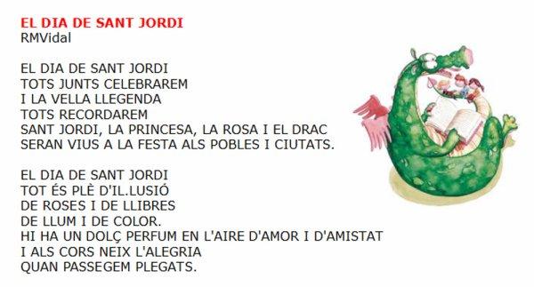 """""""EL DIA DE SANT JORDI"""" / RMVIDAL"""