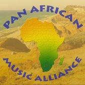 Participation de Jann Halexander � la compilation PAN AFRICAN MUSIC ALLIANCE