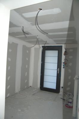 Le hall d 39 entr e agrandissement de notre maison - Hall d entree maison photos ...