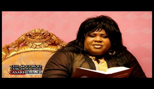 prédication avec past Elodie Tamukuiri