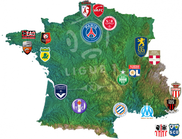 Battle sp�cial Club Ligue 1 !