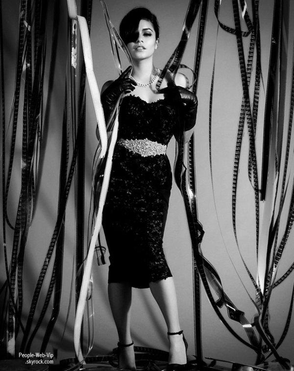 """Vanessa Hudgens  Magnifique pour le magazine """" Untitled ."""""""