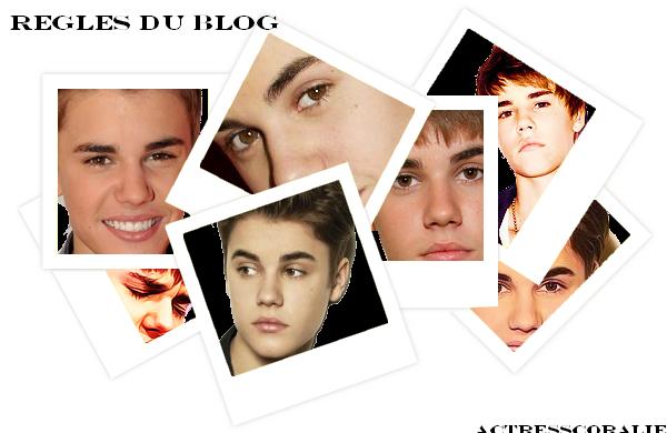 R�gles de mon blog