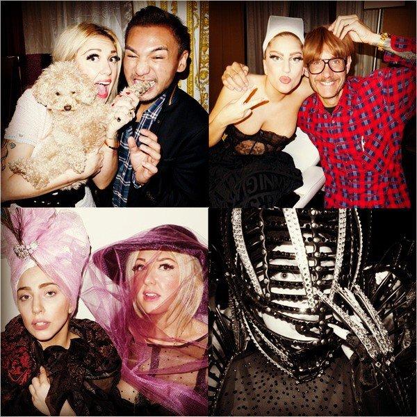 . 29/08/2012 - Des nouvelles photo de Gaga prisent par Terry Richardson ont fait leurs apparitions. En voici quelques-une ci-dessous.  Une photo coup de coeur ? .