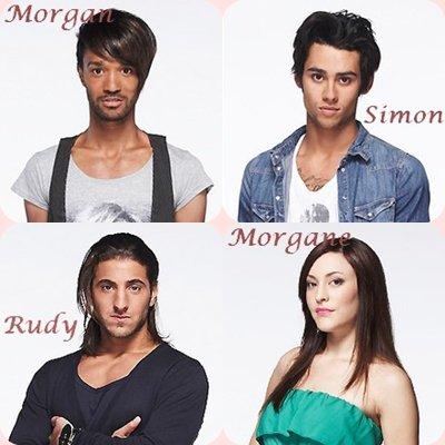 Les Candidats de la saison 5 de Secret.Story !