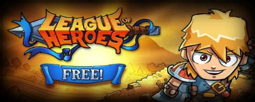 League of Heroes Cheats Hack Tool Android-iOS No Survey