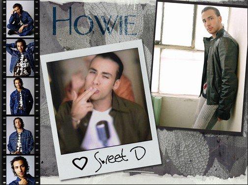 "==""BACKSTREET BOYS""== == Howie Dorough"