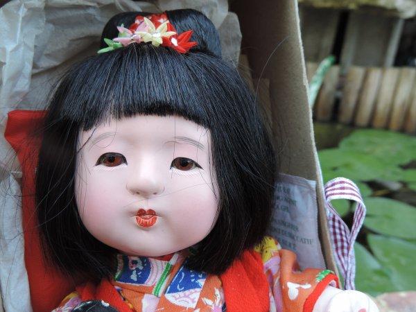 poup�e japonaise