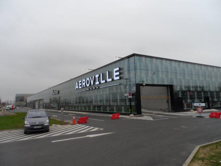 Visite à AEROVILLE