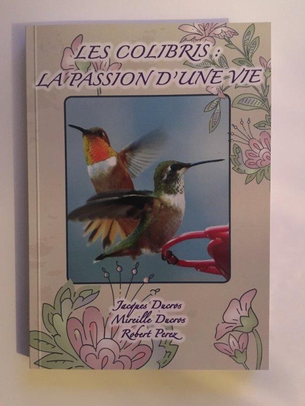 Livre sur les colibris