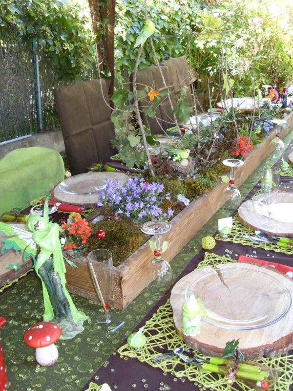 Bapteme de jade blog id es d co for Decoration jardin bapteme