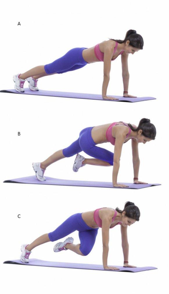 Programme abdos :10 exercices