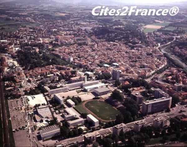LAMONNAIE26100ROMANS 8 Mont�limar Quartiers Ouest : Pracomtal, Grange Neuve, Bagatelle, Le Plan, Jean Moulin.