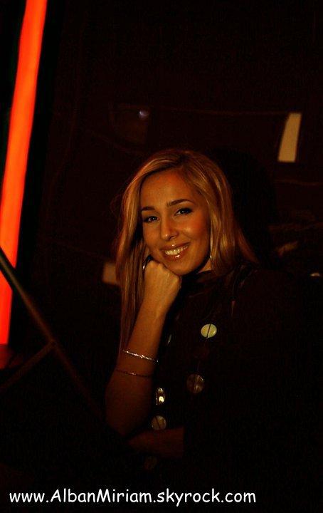 Alban Skenderaj Miriam Cani new photo 2011